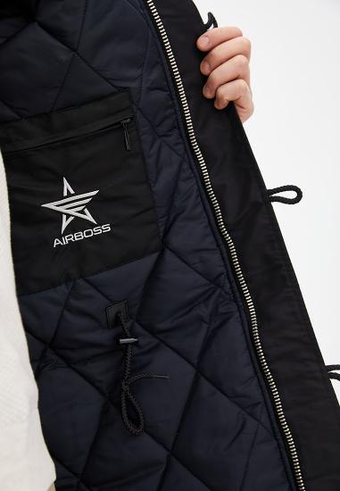 Airboss Куртка чоловічі модель 171000143221_black придбати, 2017
