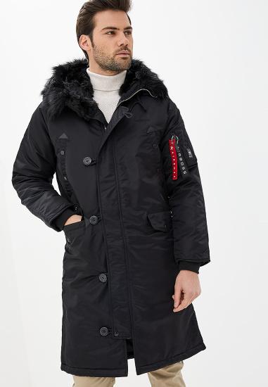 Airboss Куртка чоловічі модель 171000143221_black характеристики, 2017