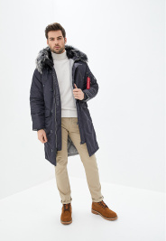 Airboss Куртка чоловічі модель 171000143221_grey характеристики, 2017