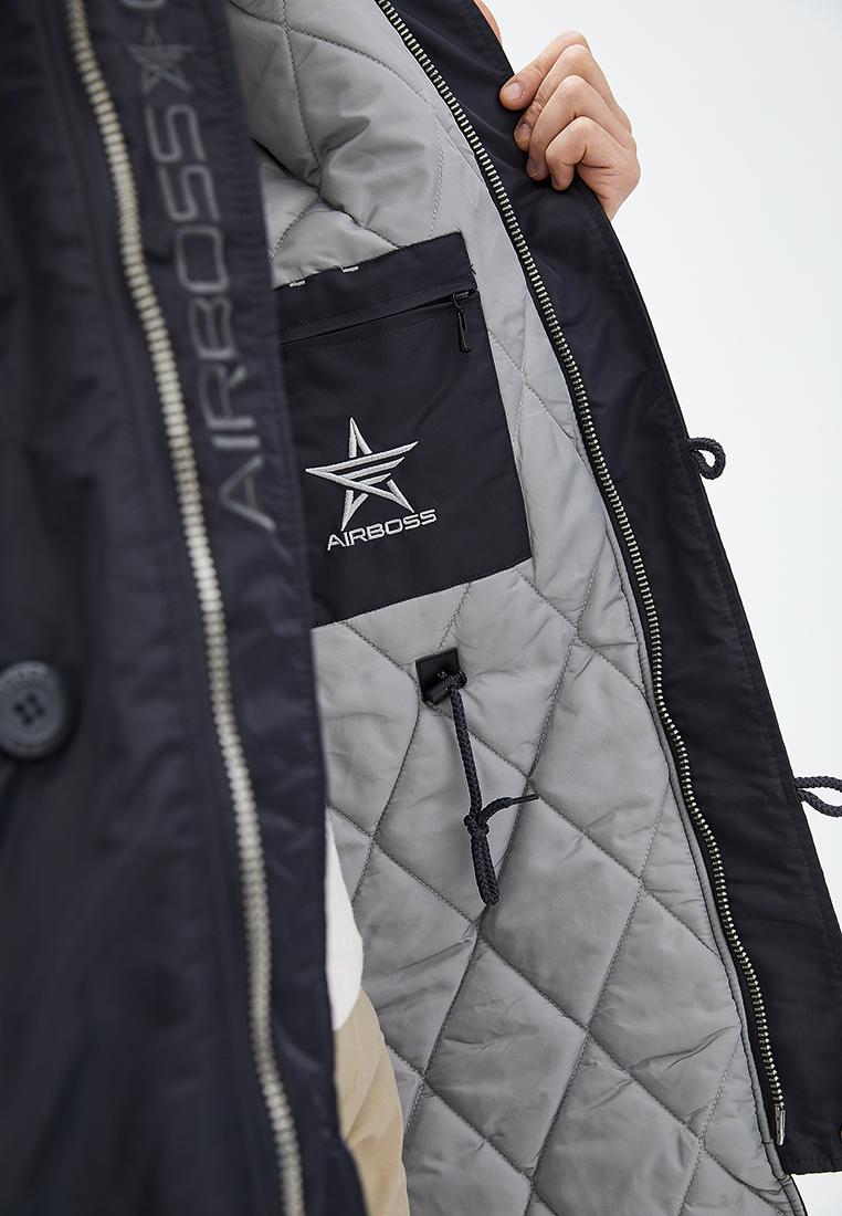Airboss Куртка чоловічі модель 171000143221_grey якість, 2017