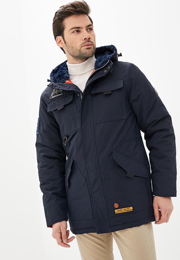 Airboss Куртка чоловічі модель 171000223223_ink , 2017