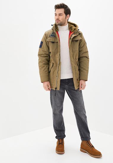 Куртка Airboss модель 171000223223_khaki — фото 2 - INTERTOP