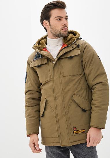 Куртка Airboss модель 171000223223_khaki — фото - INTERTOP