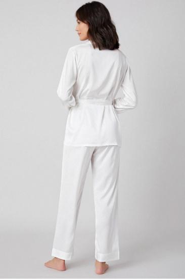 Домашній костюм GHAZEL модель 17111-106_white — фото 2 - INTERTOP