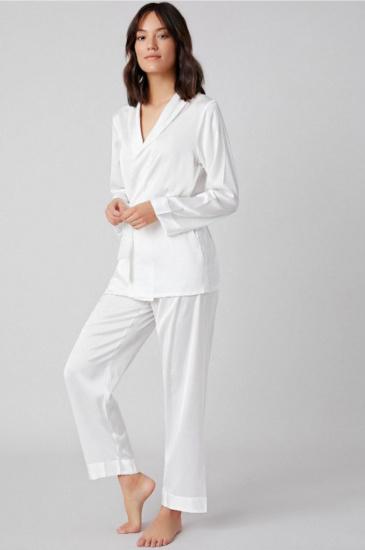 Домашній костюм GHAZEL модель 17111-106_white — фото 3 - INTERTOP