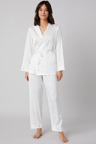 Домашній костюм GHAZEL модель 17111-106_white — фото - INTERTOP