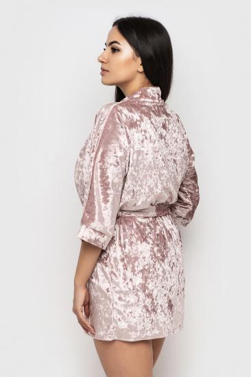 Домашній костюм GHAZEL модель 17111-12-8_pink-pink — фото 2 - INTERTOP