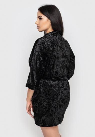 Домашній костюм GHAZEL модель 17111-12_black-black — фото 3 - INTERTOP