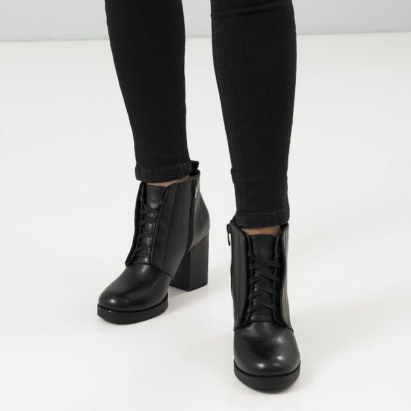 Ботинки женские Gem 17200131 размерная сетка обуви, 2017
