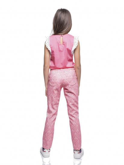 Брюки повсякденні Kids Couture модель 172070381 — фото 2 - INTERTOP