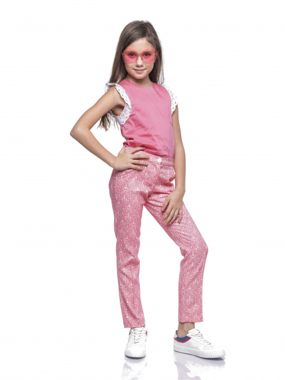 Брюки повсякденні Kids Couture модель 172070381 — фото - INTERTOP