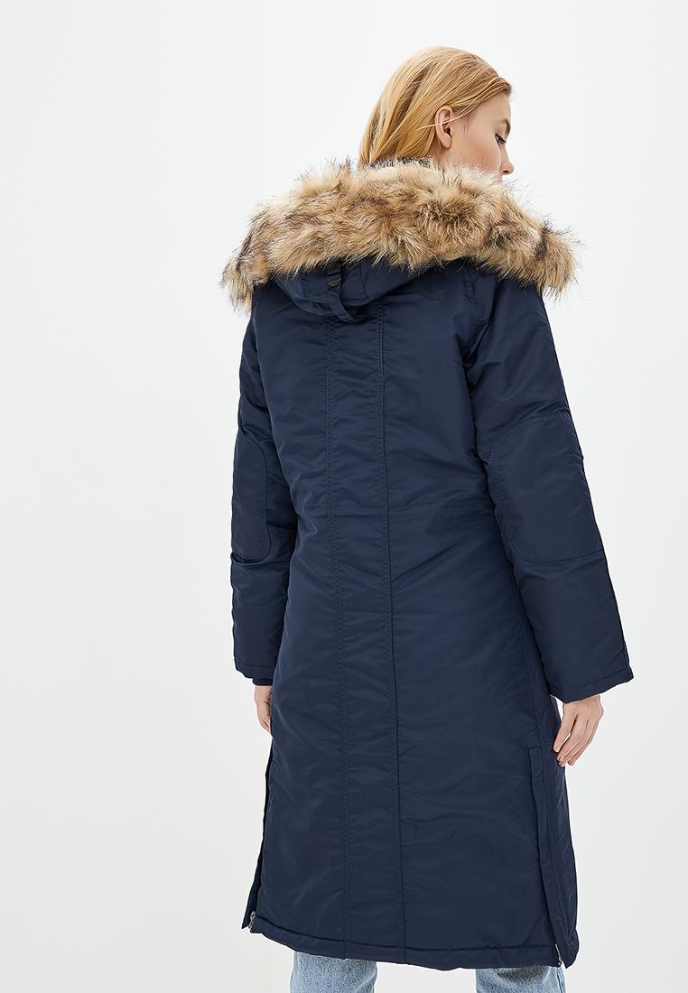 Куртка женские Airboss модель 173000773121_blue характеристики, 2017