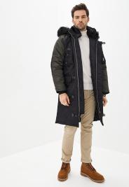 Куртка мужские Airboss модель 17300763221T_black характеристики, 2017