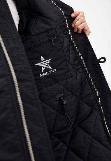 Куртка Airboss модель 17300763221T_black — фото 4 - INTERTOP