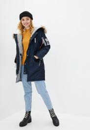 Куртка женские Airboss модель 17300783127T_blue , 2017