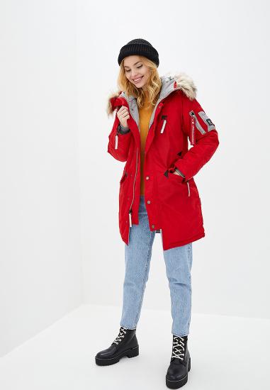 Куртка женские Airboss модель 17300783127T_red , 2017