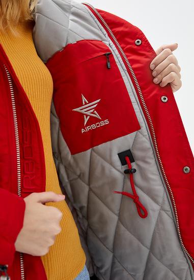 Куртка женские Airboss модель 17300783127T_red характеристики, 2017