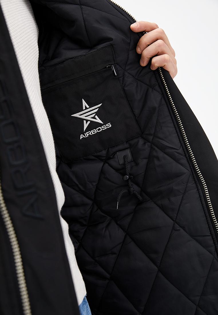 Airboss Куртка чоловічі модель 175000803228_black придбати, 2017