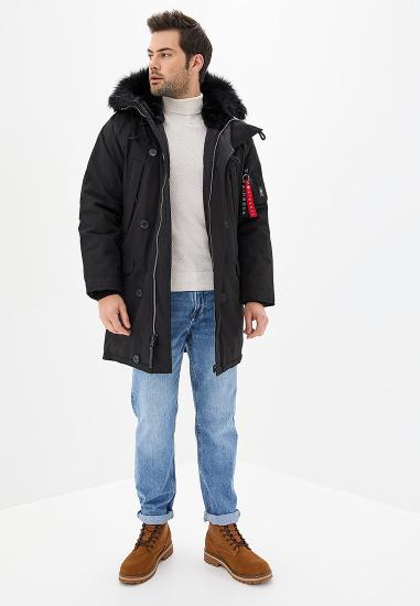 Airboss Куртка чоловічі модель 175000803228_black якість, 2017