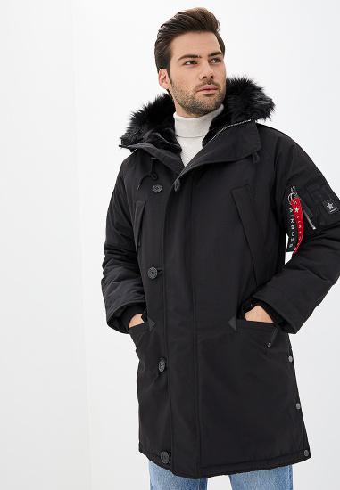 Airboss Куртка чоловічі модель 175000803228_black характеристики, 2017