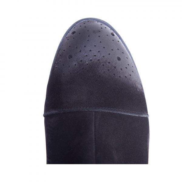 Сапоги женские Сапоги 1759 черный нубук 1759 купить в Интертоп, 2017