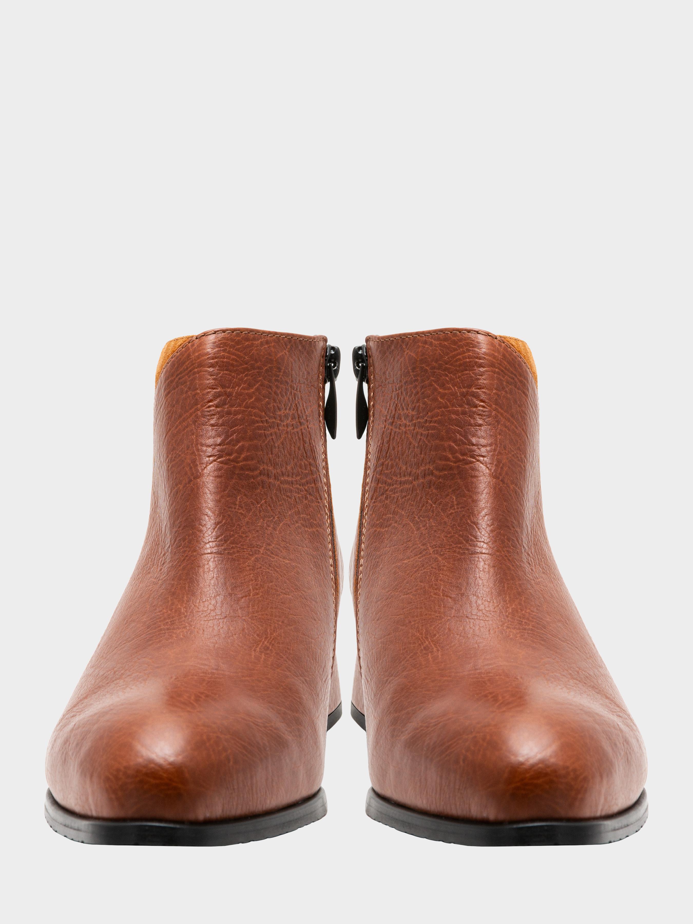 Ботинки для женщин Ботинки женские ENZO VERRATTI 18-10029-4br примерка, 2017