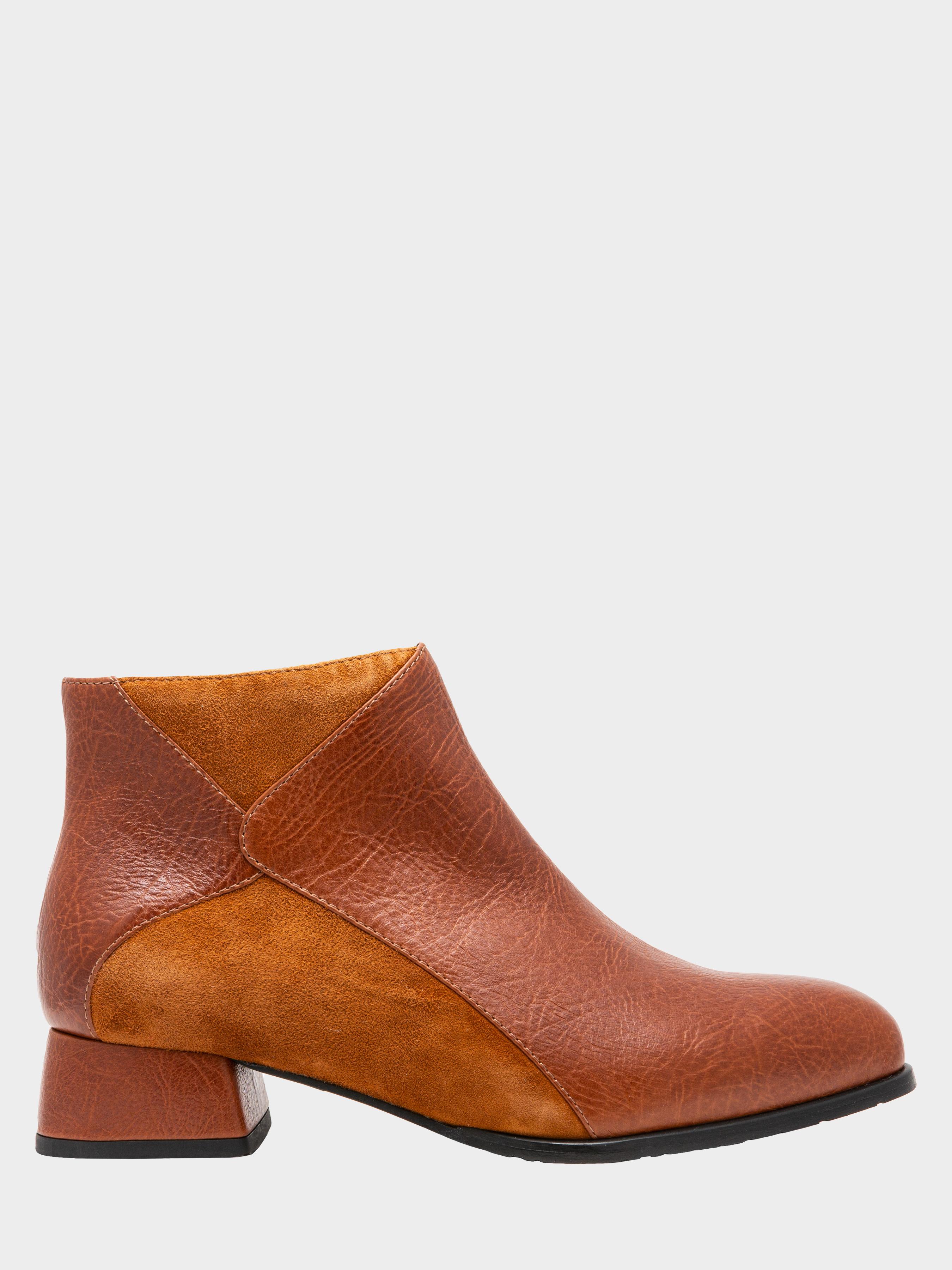 Ботинки для женщин Ботинки женские ENZO VERRATTI 18-10029-4br брендовая обувь, 2017