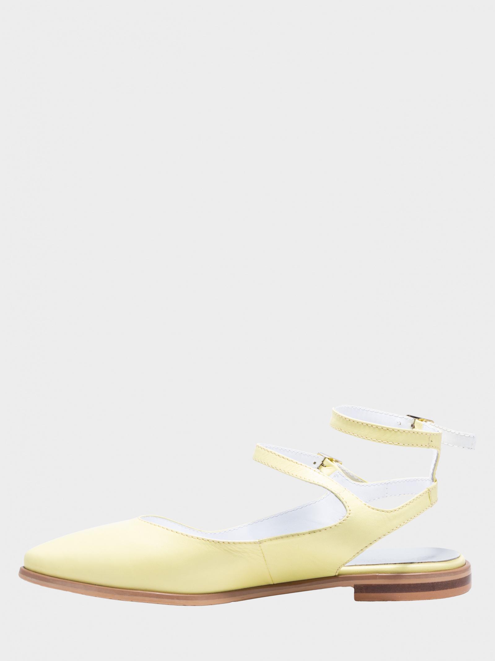 Балетки  жіночі Enzo Verratti 18-1383-2y брендове взуття, 2017