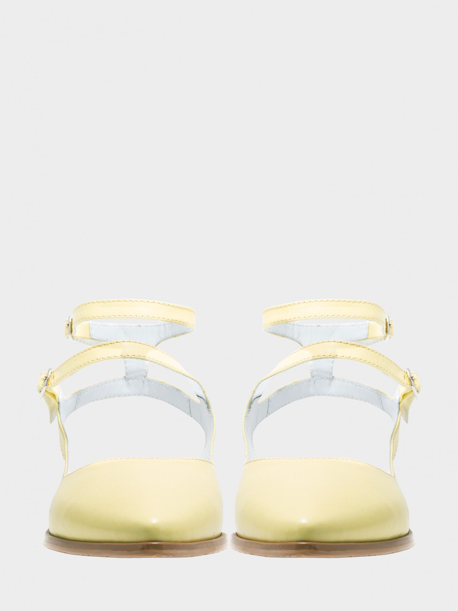 Балетки  жіночі Enzo Verratti 18-1383-2y розміри взуття, 2017