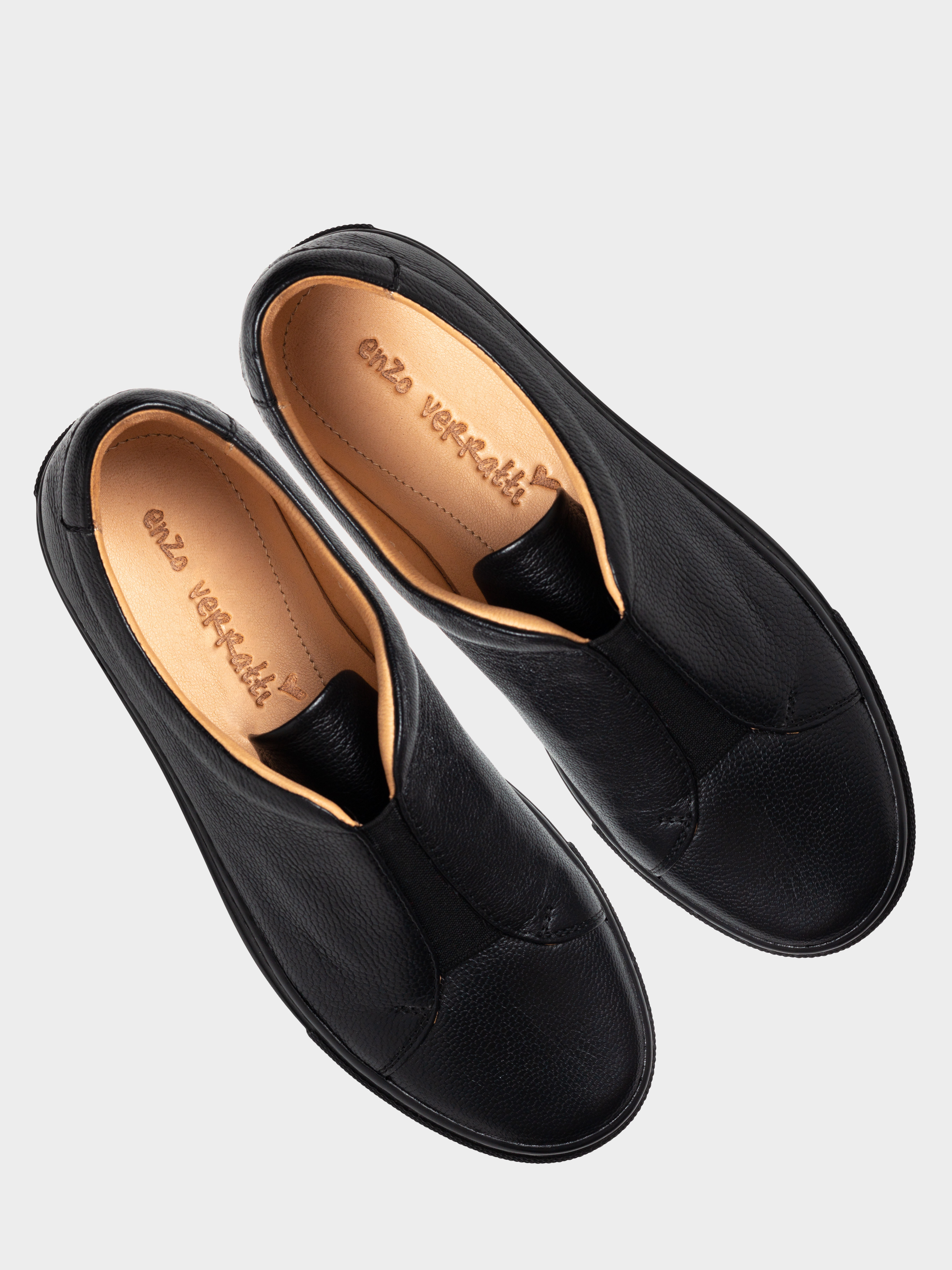 Кеды для женщин Туфли женские ENZO VERRATTI 18-1426-11bl цена, 2017