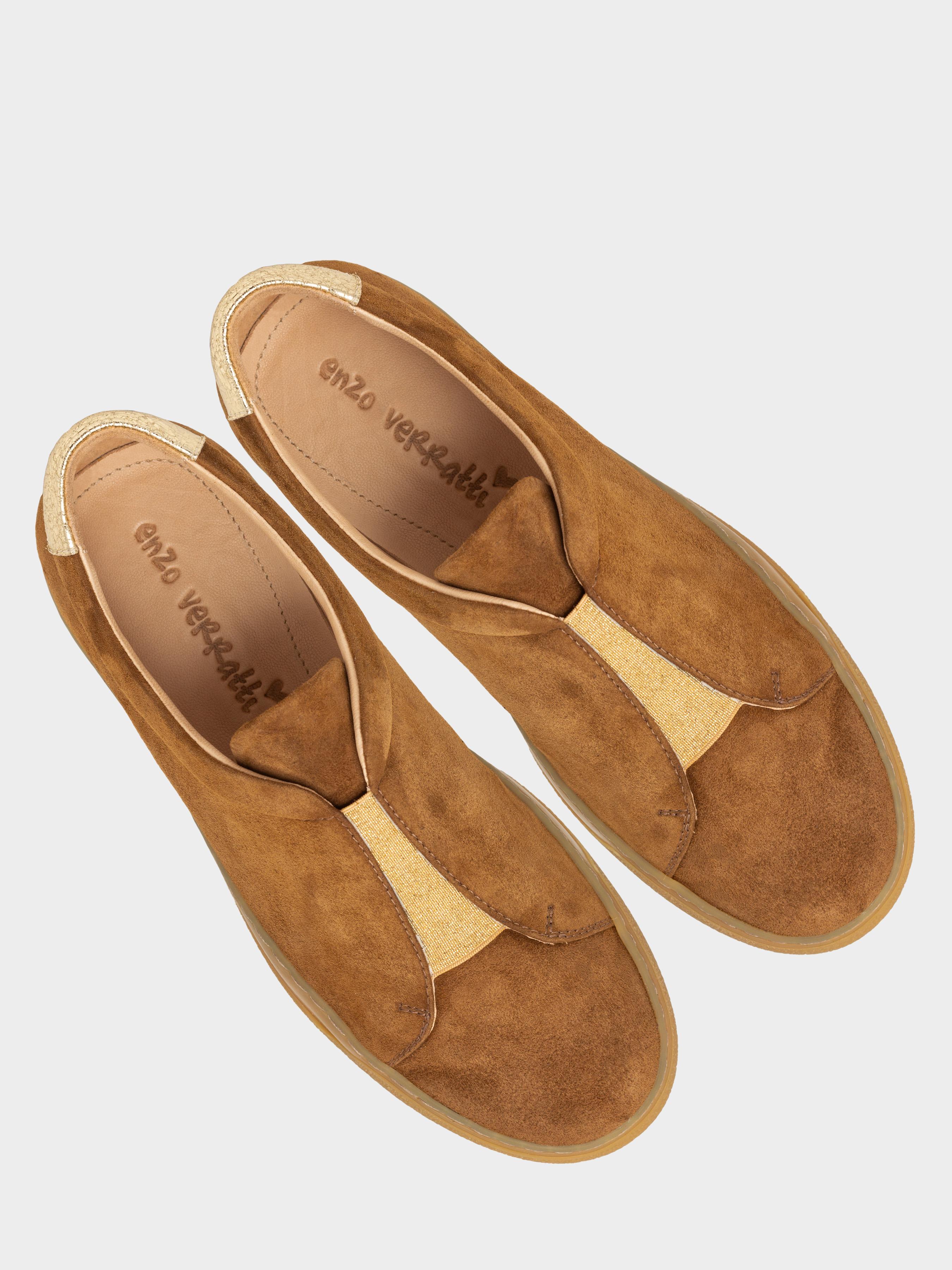 Кеды для женщин Туфли женские ENZO VERRATTI 18-1426-11r размерная сетка обуви, 2017