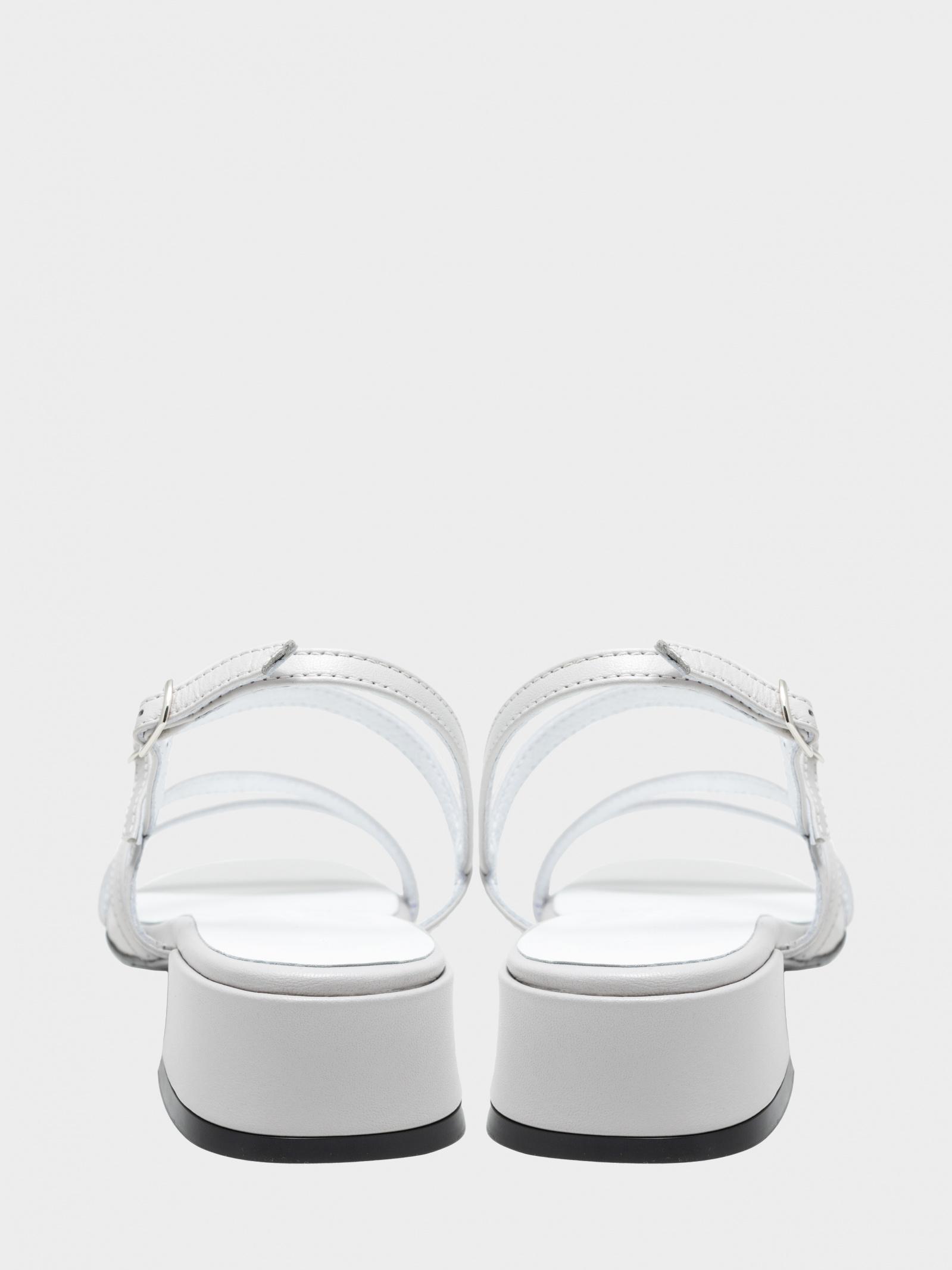 Босоніжки  жіночі Enzo Verratti 18-4-9606-6g дивитися, 2017