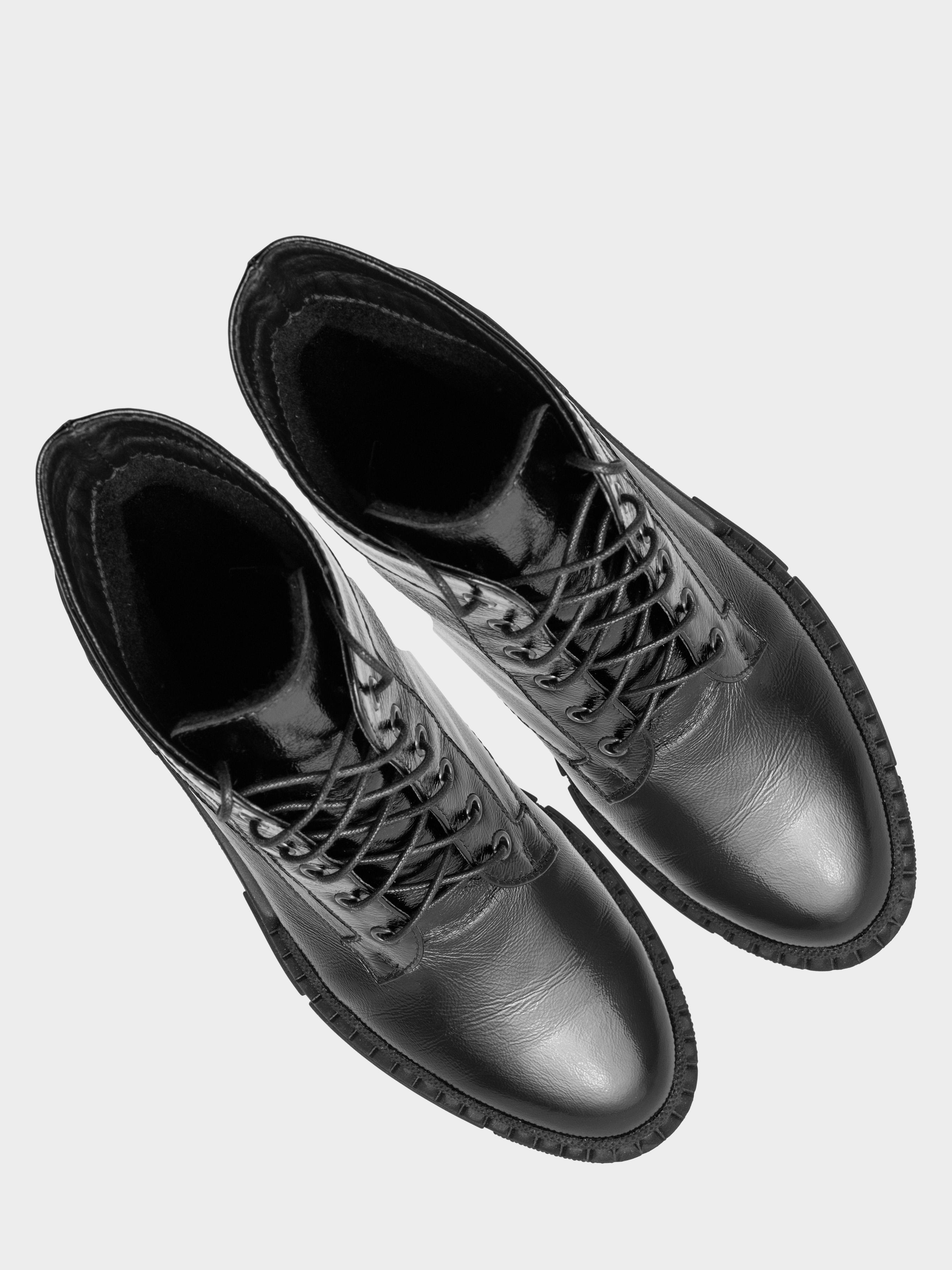 Ботинки для женщин Ботинки женские ENZO VERRATTI 18-7449-3napblack , 2017