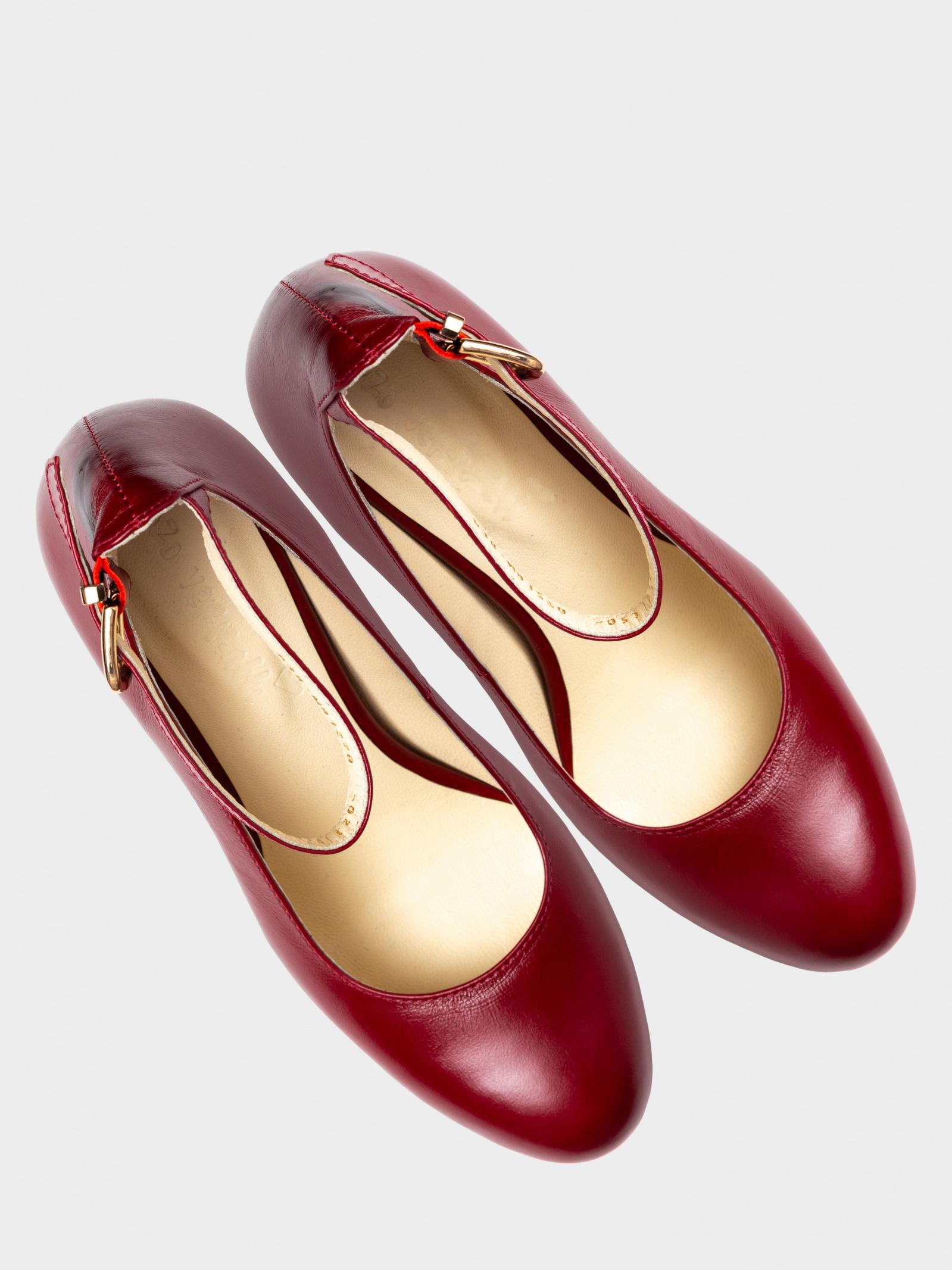 Туфлі  жіночі Enzo Verratti 18-91270b брендове взуття, 2017