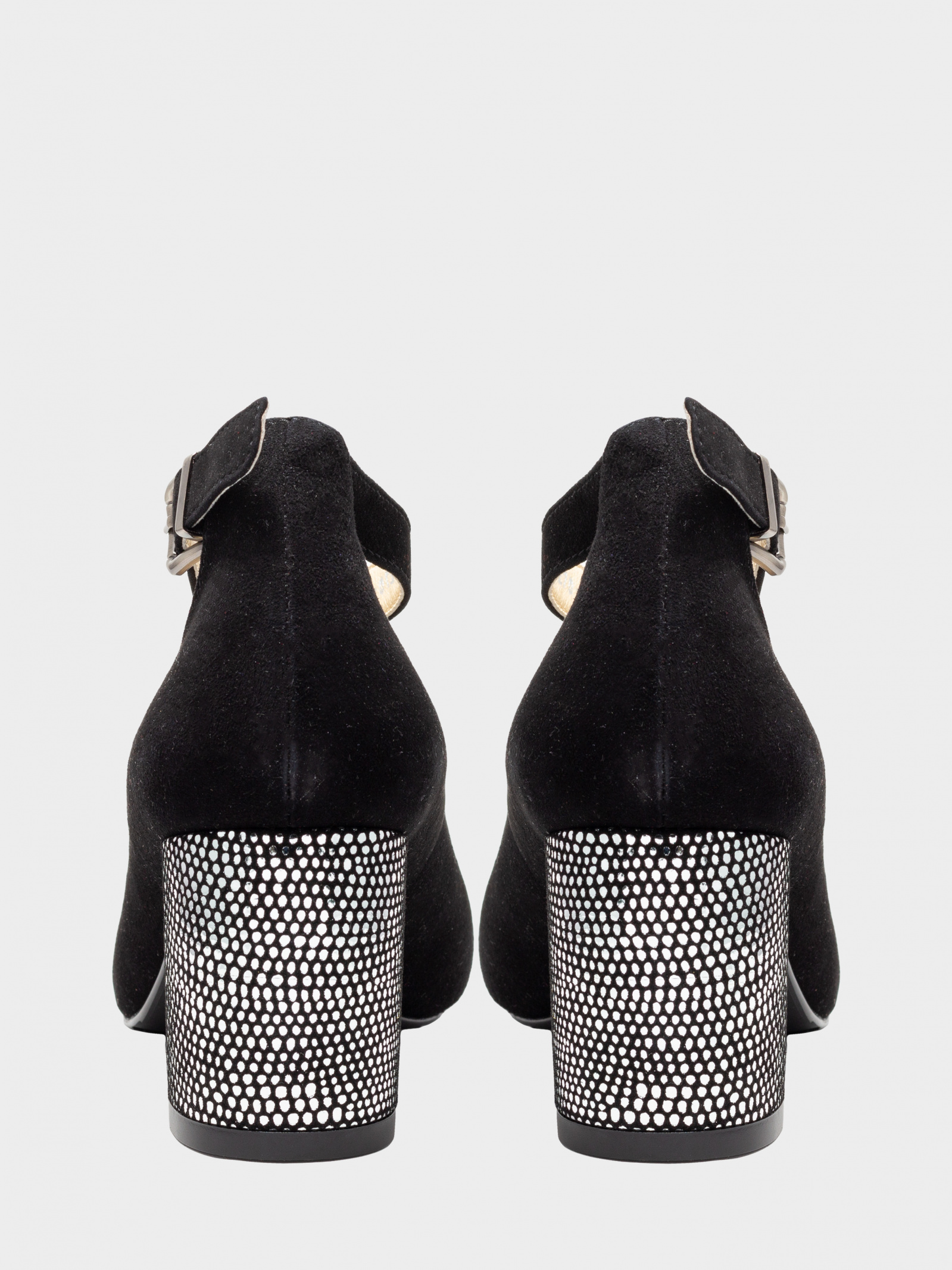 Туфлі  жіночі Enzo Verratti 18-91270bw брендове взуття, 2017
