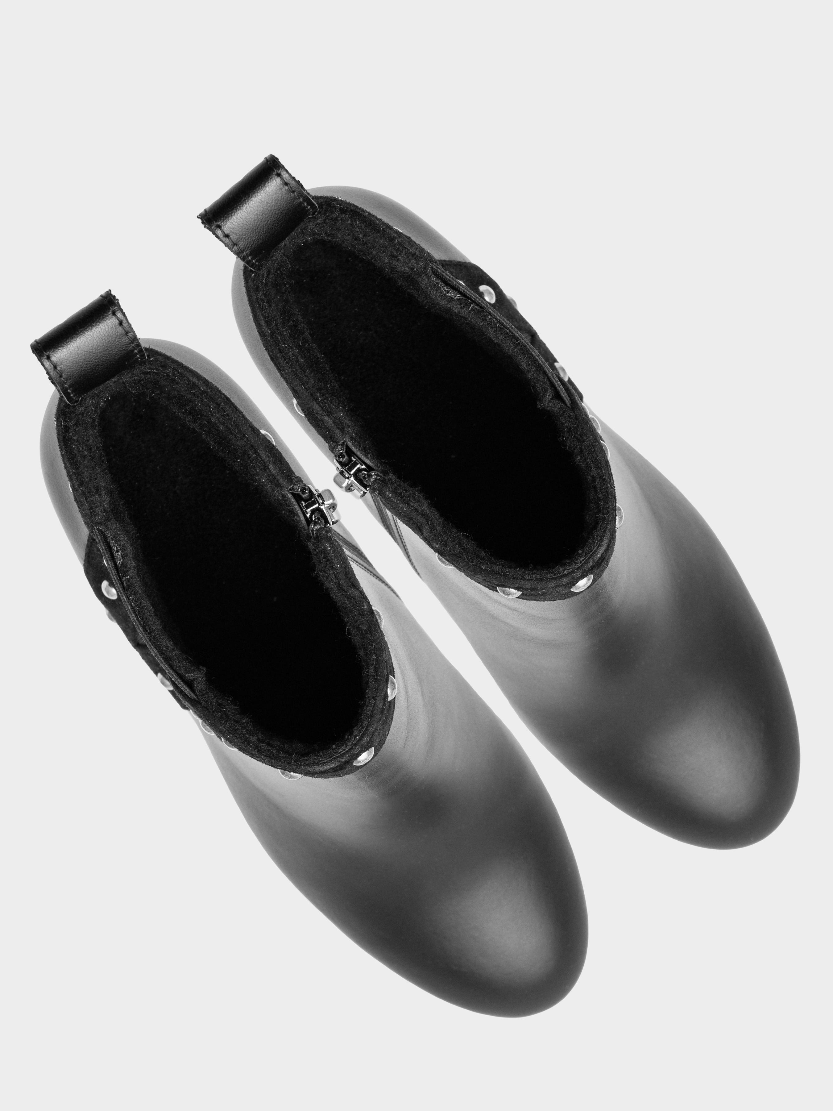 Ботинки для женщин Ботинки женские ENZO VERRATTI 18-9588-2l примерка, 2017