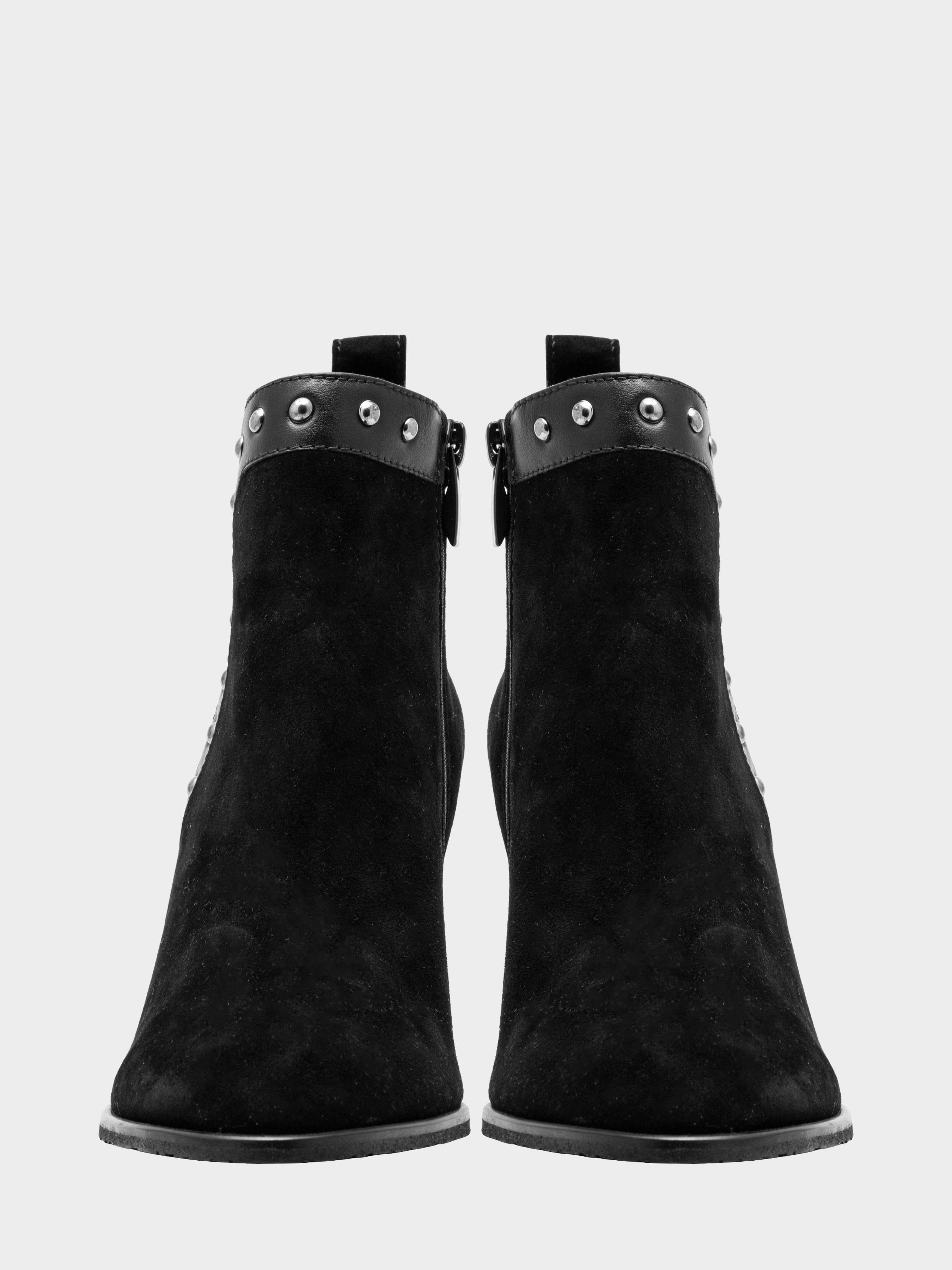 Ботинки для женщин Ботинки женские ENZO VERRATTI 18-9588-2w брендовая обувь, 2017