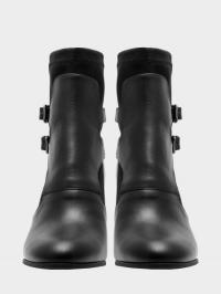 Ботинки для женщин Ботинки женские ENZO VERRATTI 18-9588bl брендовая обувь, 2017
