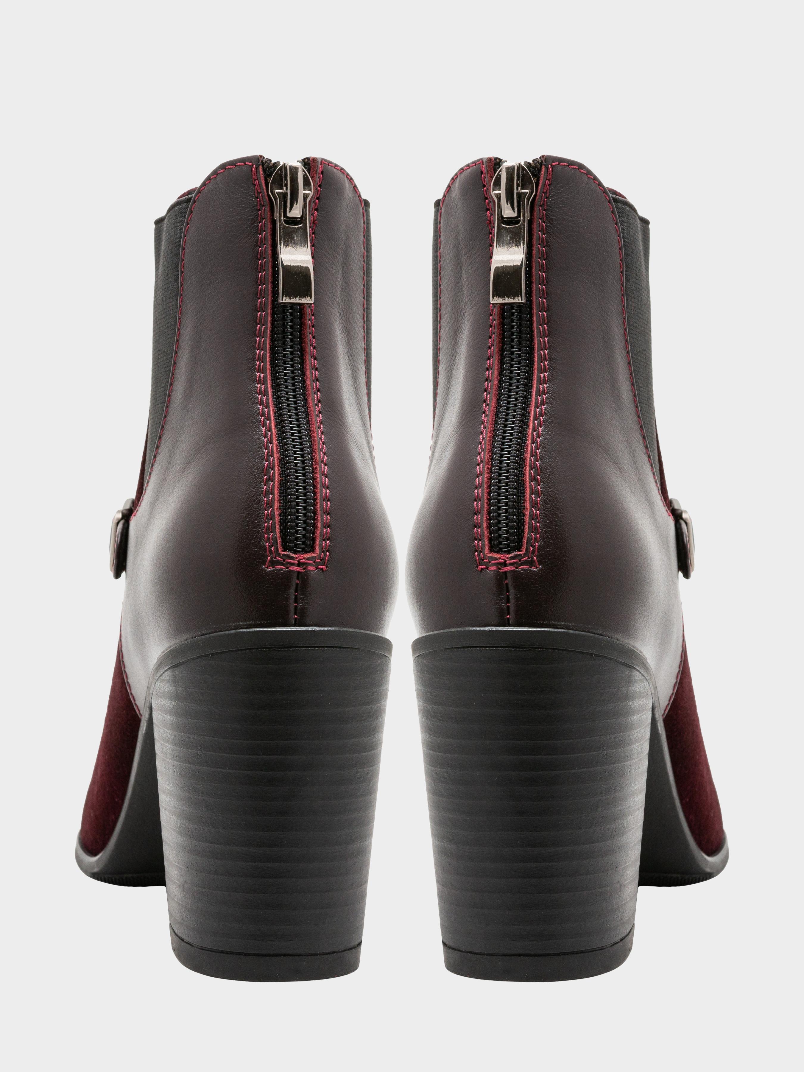 Ботинки для женщин Ботинки женские ENZO VERRATTI 18-9695-2bo примерка, 2017
