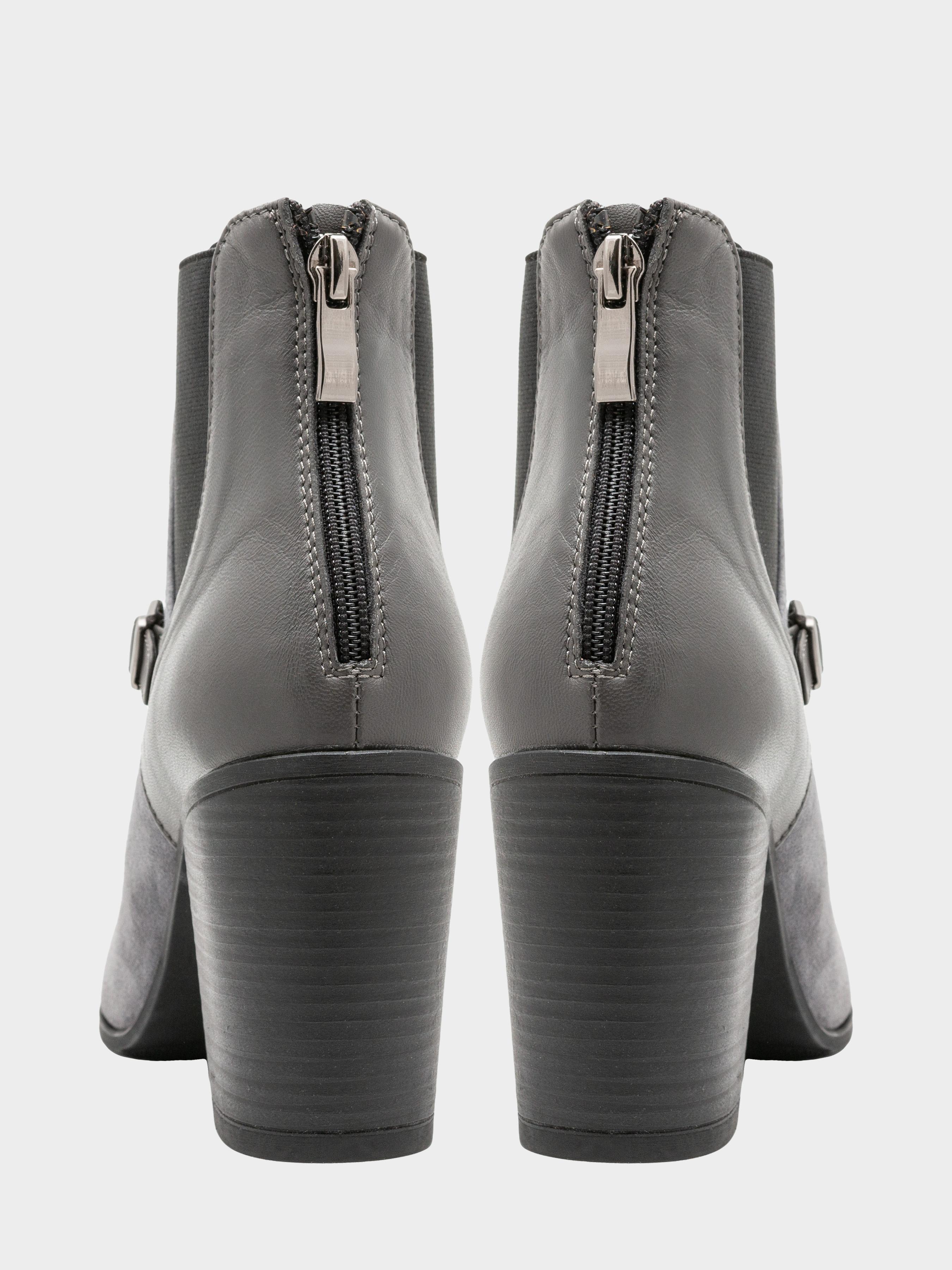 Ботинки для женщин Ботинки женские ENZO VERRATTI 18-9695-2gr примерка, 2017