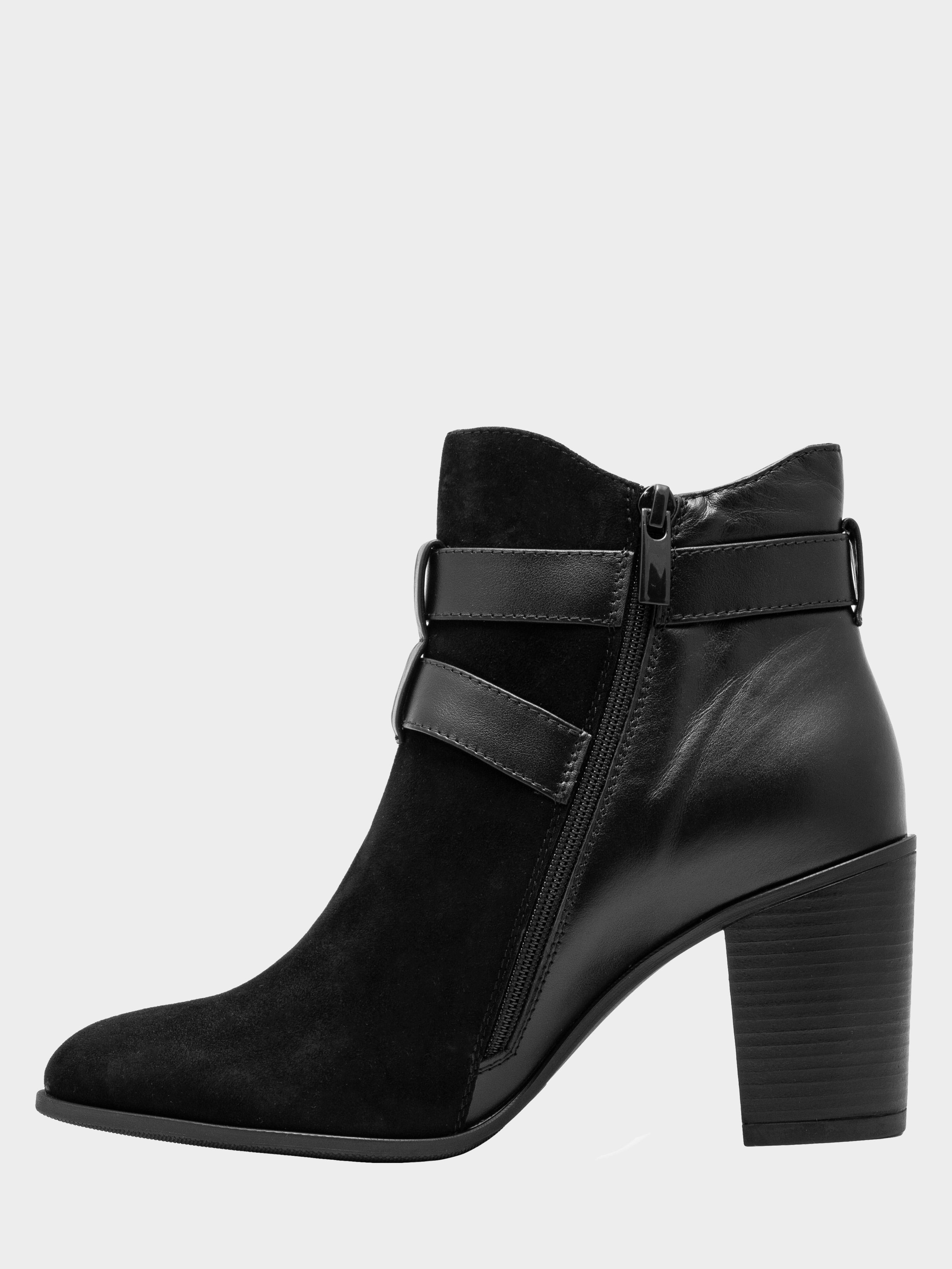 Ботинки для женщин Ботинки женские ENZO VERRATTI 18-9695-3bl брендовая обувь, 2017