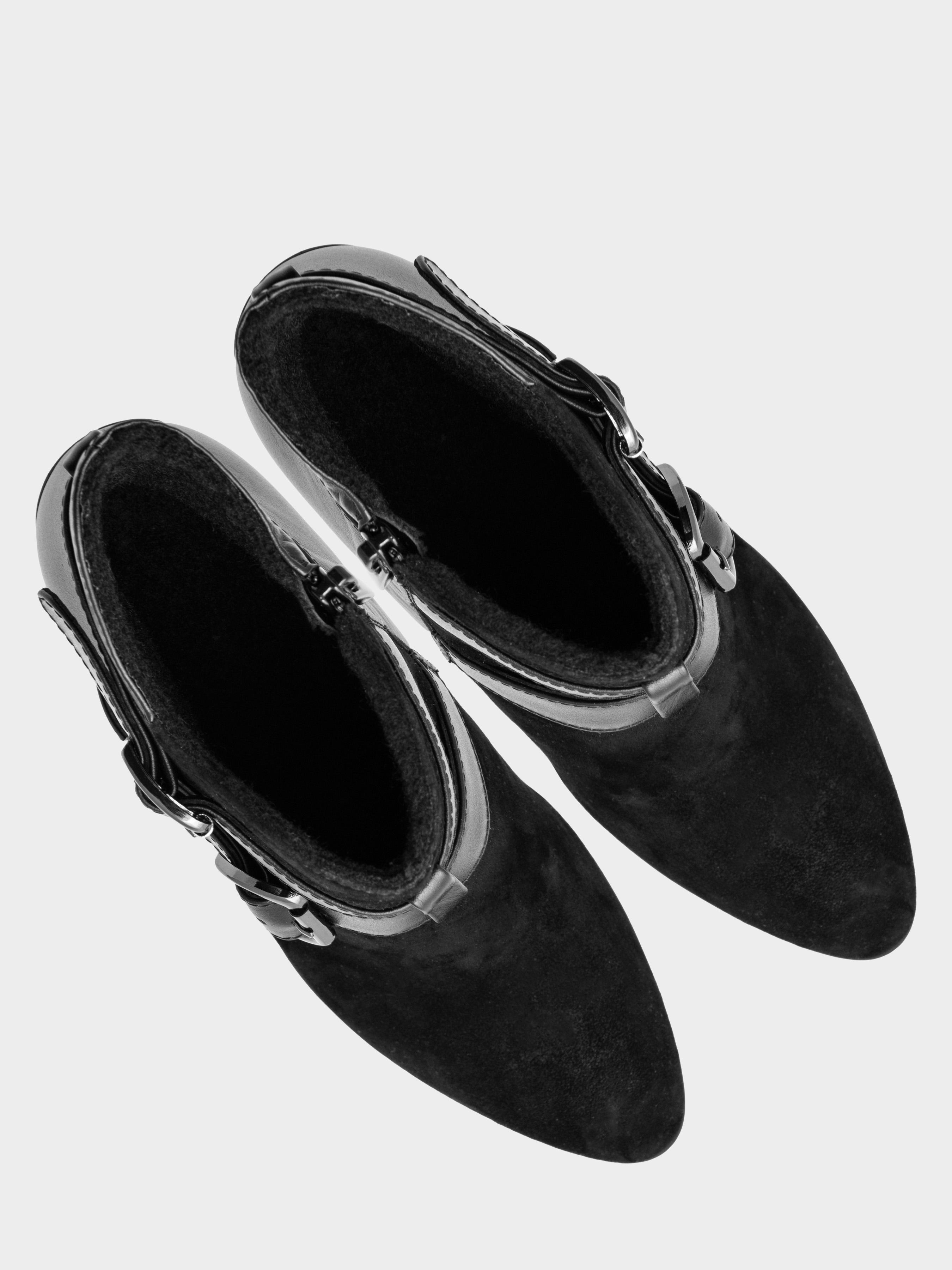 Ботинки для женщин Ботинки женские ENZO VERRATTI 18-9695-3bl выбрать, 2017
