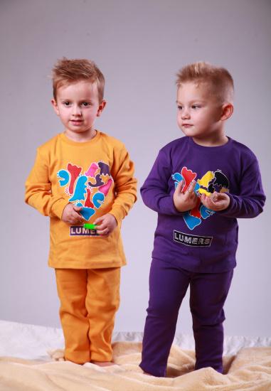Піжама Kids Couture модель 180030607 — фото 2 - INTERTOP