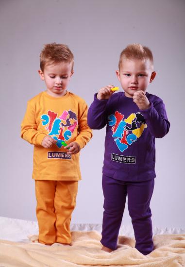 Піжама Kids Couture модель 180030607 — фото 3 - INTERTOP