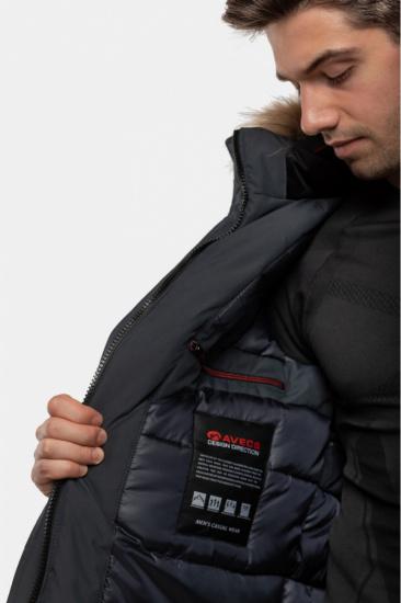 Зимова куртка AVECS модель 18131-57-AV — фото 2 - INTERTOP
