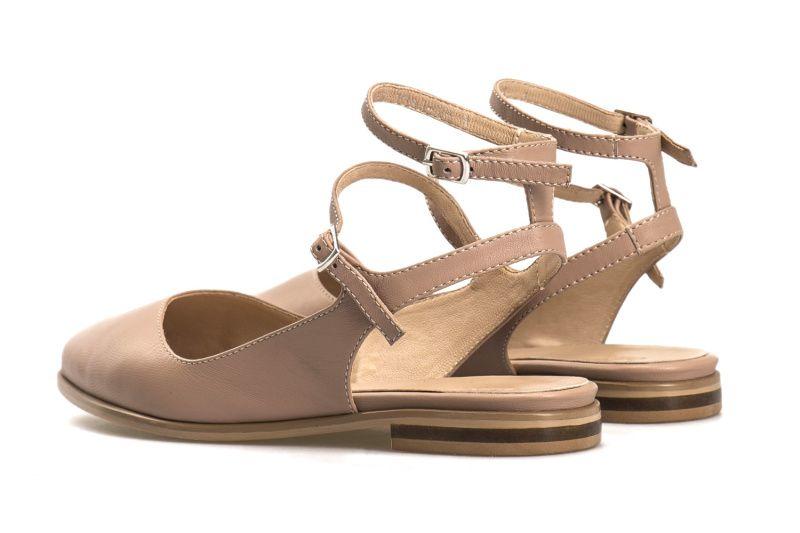 Босоножки женские Босоножки 1813832-010 бежевая кожа 1813832-010bez обувь бренда, 2017