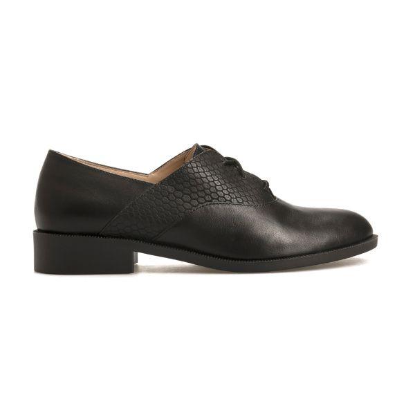 Туфли женские Gem 18252026-010 примерка, 2017