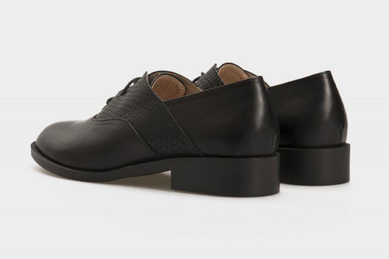 Туфли женские Gem 18252026-010 брендовые, 2017