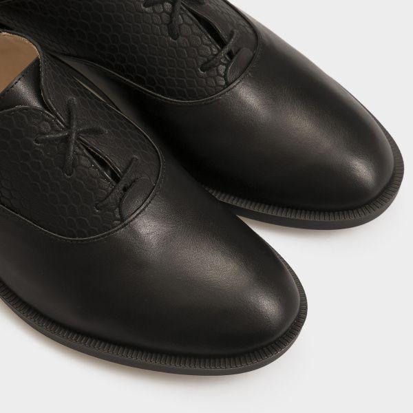 Туфли женские Gem 18252026-010 размерная сетка обуви, 2017