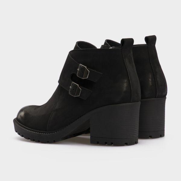 Ботинки для женщин Gem 1895 примерка, 2017